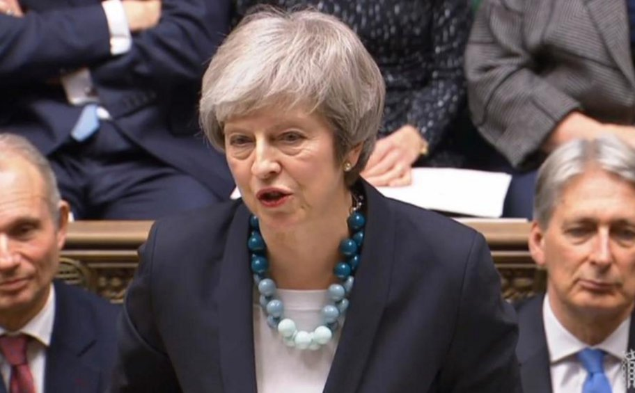 Πανωλεθρία για την Μέι – Συντριπτικό «όχι» της Βουλής στη συμφωνία για το Brexit