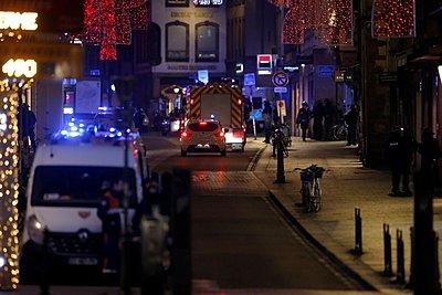 Επίθεση ένοπλου στη χριστουγεννιάτικη αγορά του Στρασβούργου – Τέσσερις νεκροί και 11 τραυματίες