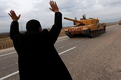 Kόμματα των Κούρδων της Συρίας: «Kήρυξη πολέμου» οι τουρκικές απειλές