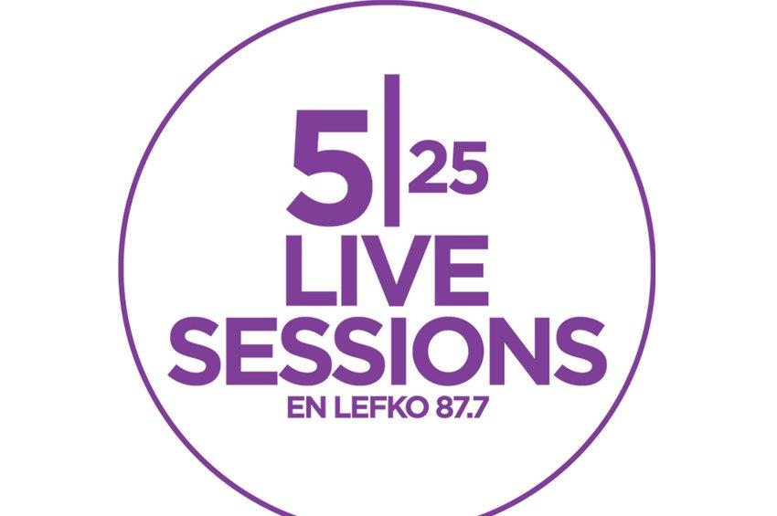 5|25 Live Sessions στον En Lefko 87.7: Oι πιο «μεγάλες» πριβέ συναυλίες!