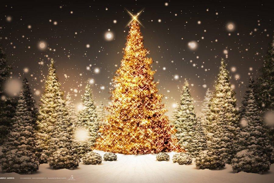 Όλος ο πλανήτης προετοιμάζεται για τα Χριστούγεννα
