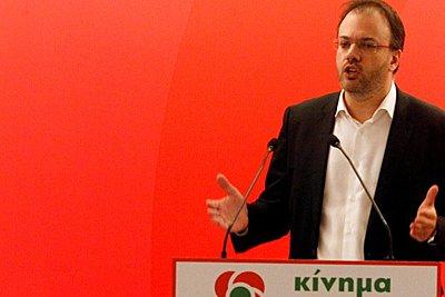 Θεοχαρόπουλος: Να είμαστε υπέρ της ισχυρής πολυσυλλεκτικής Κεντροαριστεράς