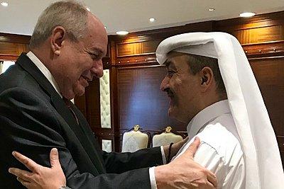 Τ. Κουίκ: Το Κατάρ ανοίγει για την Ελλάδα εργασιακές θέσεις υψηλού επιπέδου σε πολλούς τομείς