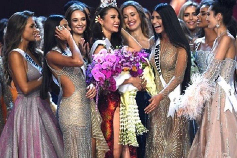 Miss Universe 2018: Νικήτρια η «Μις Φιλιππίνες» - Πώς τα πήγε η Ιωάννα Μπέλλα