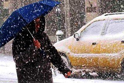 Μεταβολή του καιρού με καταιγίδες, χιόνια, μέχρι 8 μποφόρ και χαμηλές θερμοκρασίες