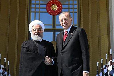 Στην Άγκυρα την Τετάρτη ο πρόεδρος του Ιράν