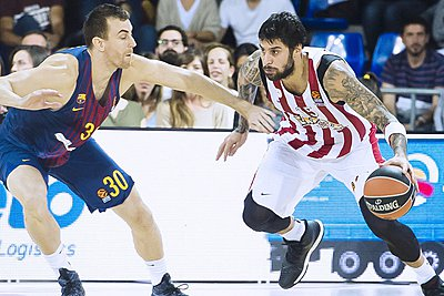 Από τη Βαρκελώνη ξεκινούν τα... ζόρια για τον Ολυμπιακό
