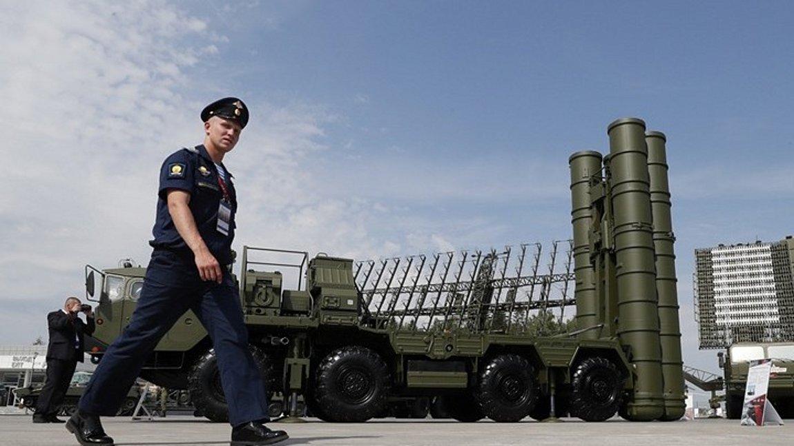 Το Ιράκ αποφάσισε να αγοράσει S-400 από την Ρωσία