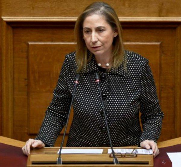 Ξενογιαννακοπούλου: Η κυβέρνηση μας είχε σχέδιο και συγκεκριμένη στρατηγική για την αναβάθμιση των ΑΕΙ χωρίς διακρίσεις