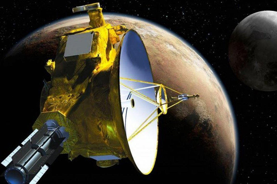 New Horizons: Σήμα ζωής από τα πέρατα του ηλιακού συστήματος