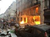 Iσχυρή έκρηξη στο Παρίσι - Αναφορές για τραυματίες
