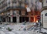 Iσχυρή έκρηξη στο Παρίσι - Αναφορές για 10 τραυματίες - Οι πρώτες εικόνες