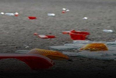 Κρήτη: ΙΧ συγκρούστηκε με λεωφορείο – Ένας τραυματίας
