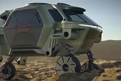 Έφτιαξαν αυτοκίνητο που… περπατάει!