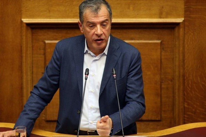 Θεοδωράκης: Το Ποτάμι δεν θα δώσει ψήφο εμπιστοσύνης στην κυβέρνηση