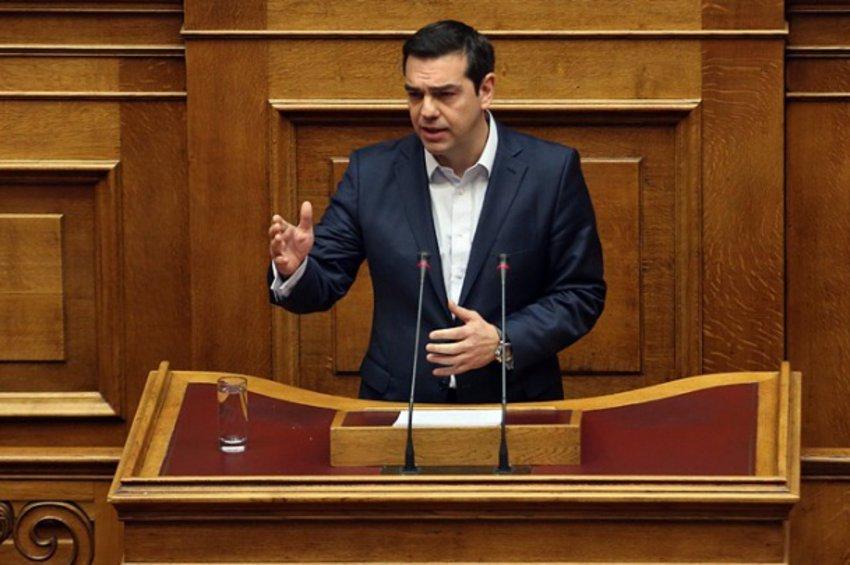 Αύριο στις 10 το πρωί με ομιλία του πρωθυπουργού ανοίγει η συζήτηση της ψήφου εμπιστοσύνης