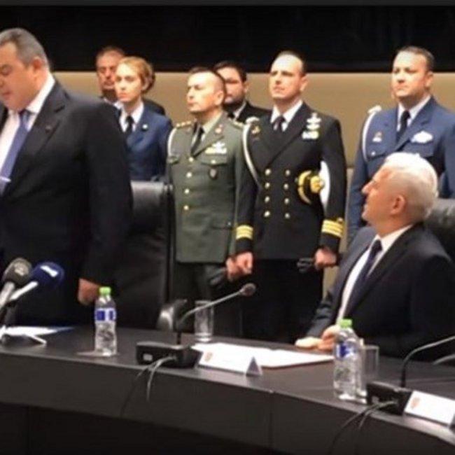 Καμμένος: Θα πολεμήσω για τη Μακεδονία - Το τάμα που είχε κάνει για τον Αποστολάκη