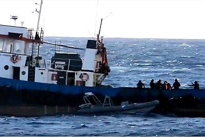 Ναρκωτικά αξίας 150 εκ. ευρώ εκτός από τα χάπια των τζιχαντιστών είχε στα αμπάρια του το πλοίο «Ανδρέας»