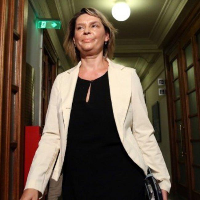 Υπέβαλε παραίτηση η Κατερίνα Παπακώστα - Δεν έγινε δεκτή από τον Τσίπρα