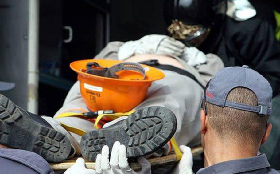 Εργατικό ατύχημα στη Χερσόνησο της Κρήτης: Τραυματίστηκε οικοδόμος μετά από πτώση