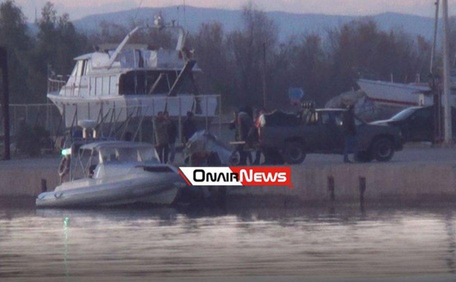 Βρέθηκε τμήμα από το αεροσκάφος που κατέπεσε στο Μεσολόγγι
