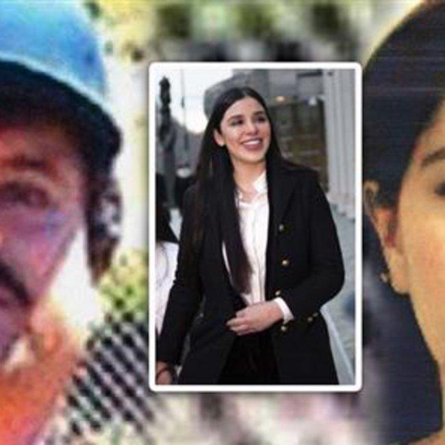 Βγαλμένη από... ταινία η δίκη του «Ελ Τσάπο»: Έκλαιγε με λυγμούς η ερωμένη, γελούσε η σύζυγος