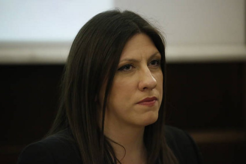 Ζωή Κωνσταντοπούλου σε Τσίπρα: Άσε τον Μητσοτάκη, σε προσκαλώ εγώ σε debate