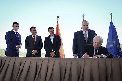 DW: Απαιτούνται μέτρα οικοδόμησης εμπιστοσύνης ανάμεσα στην Ελλάδα και την ΠΓΔΜ