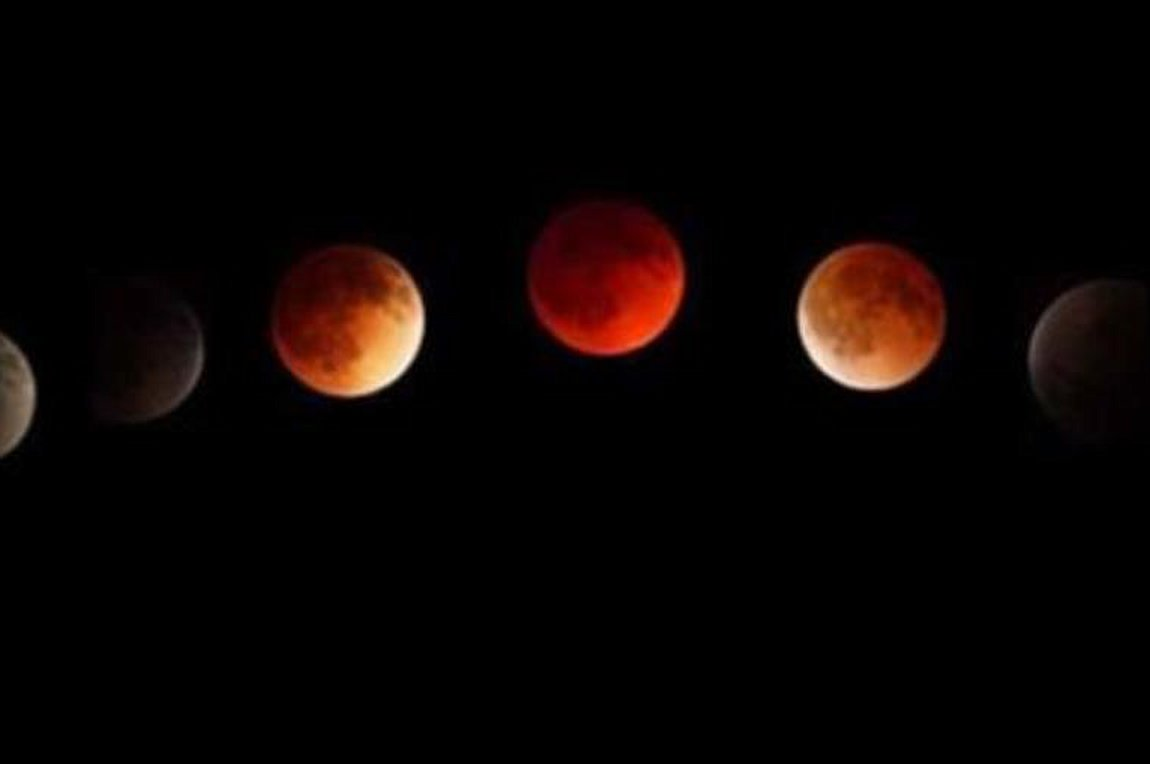 Νύχτα «μαγική» με Πανσέληνο, ολική έκλειψη και σούπερ φεγγάρι - Ορατά στην Ελλάδα