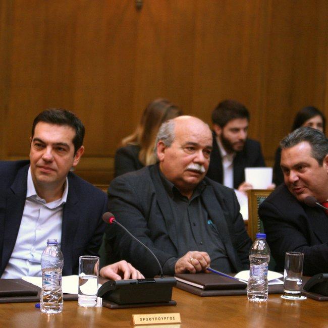 Καμμένος σε Βούτση: Μη διανοηθείτε κοινοβουλευτικό πραξικόπημα για τις Πρέσπες
