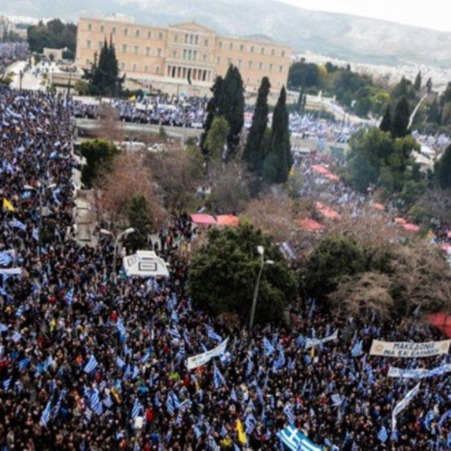 Τι λένε τα γερμανικά ΜΜΕ για το συλλαλητήριο