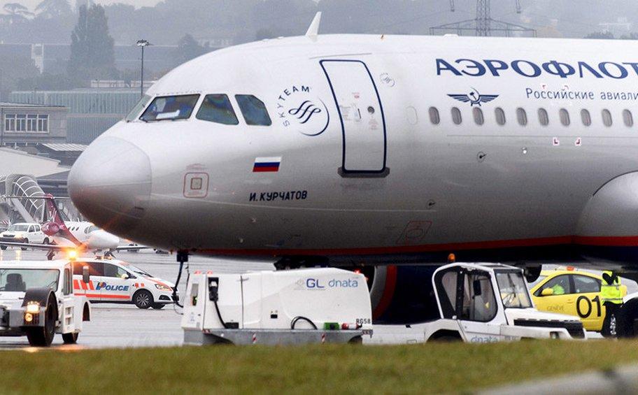 Αίσιο τέλος στην απόπειρα αεροπειρατείας σε αεροσκάφος της Aeroflot