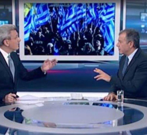 Θεοδωράκης στον ΑΝΤ1: Αυτόνομο το Ποτάμι στις εκλογές – «Ναι» σε πρόταση μομφής κατά του Τσίπρα