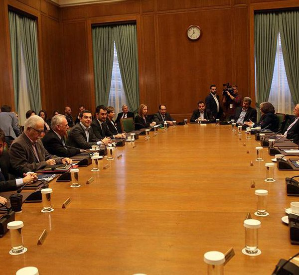 Πρώτο υπουργικό συμβούλιο την Τετάρτη μετά τον μίνι ανασχηματισμό