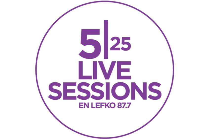 5|25 Live Sessions στον En Lefko 87.7: Οι πιο «μεγάλες» πριβέ συναυλίες!