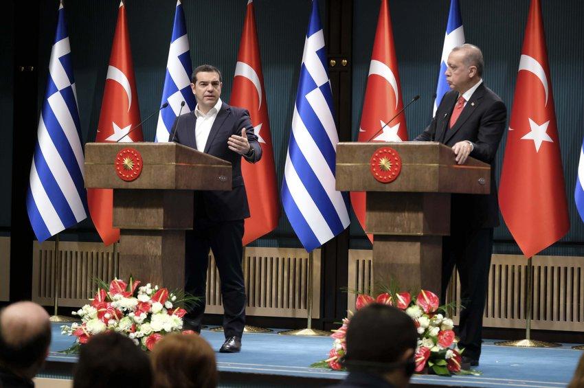 Ο Ερντογάν ζήτησε τους «8» πραξικοπηματίες - Τσίπρας: Η Ελληνική Δικαιοσύνη είναι ανεξάρτητη