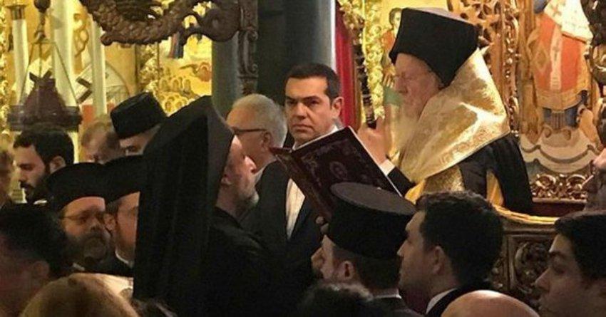Στη Χάλκη ο Τσίπρας - Το μήνυμα του πρωθυπουργού μετά την επίσκεψη στην Αγιά Σοφιά