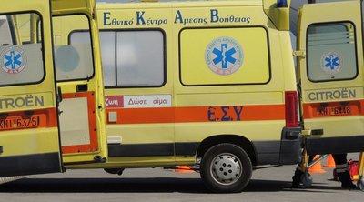 Aυτοκίνητο συγκρούστηκε με λεωφορείο στη Θεσσαλονίκη