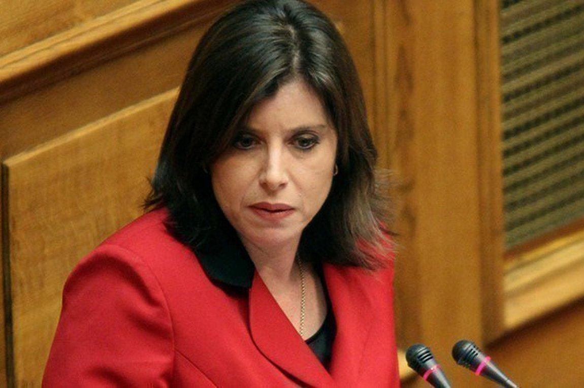 Ασημακοπούλου στον realfm για τα «κόκκινα» δάνεια: Η δήλωση του κ. Δραγασάκη δεν ήταν αθώα
