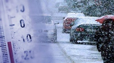 Meteo: Βροχές και χιόνια αύριο, πιθανώς και στην Αττική, με σημαντική πτώση της θερμοκρασίας
