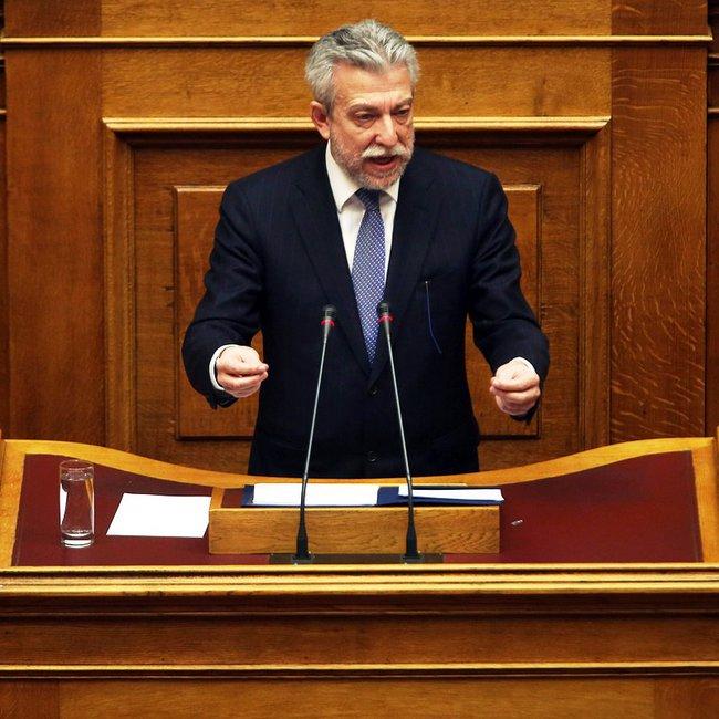 «Βόμβες» Κοντονή για την Αναθεώρηση: Η παρούσα Βουλή δεν δεσμεύει την επόμενη