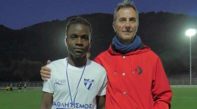 Αιολικός: «Μεταγραφή» 14χρονου από το hot spot της Μόριας