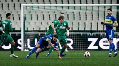 Eπιστροφή στις νίκες ο Παναθηναϊκός 1-0 τον Αστέρα στο ΟΑΚΑ