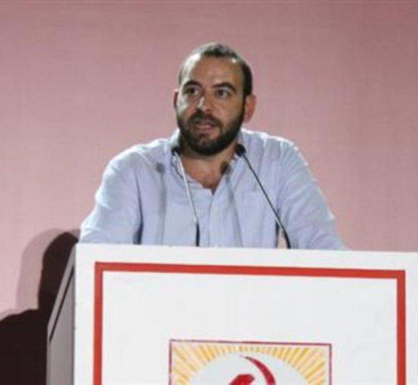 Ο Νίκος Αμπατιέλος εξελέγη Γραμματέας της ΚΝΕ
