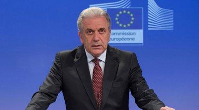 Αβραμόπουλος: Χρειάζονται νόμιμες οδοί για να φτάνoυν στην Ευρώπη οι πρόσφυγες