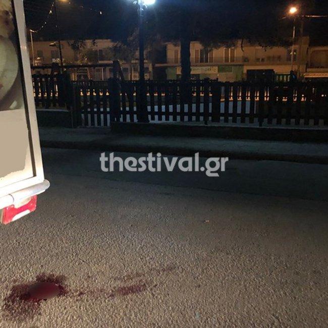 Θεσσαλονίκη: 20χρονος σκότωσε τον πατέρα του σε άγριο καυγά στη μέση του δρόμου