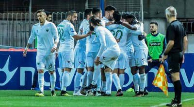 Πολύτιμη νίκη του Λεβαδειακού 1-0 τον Παναιτωλικό
