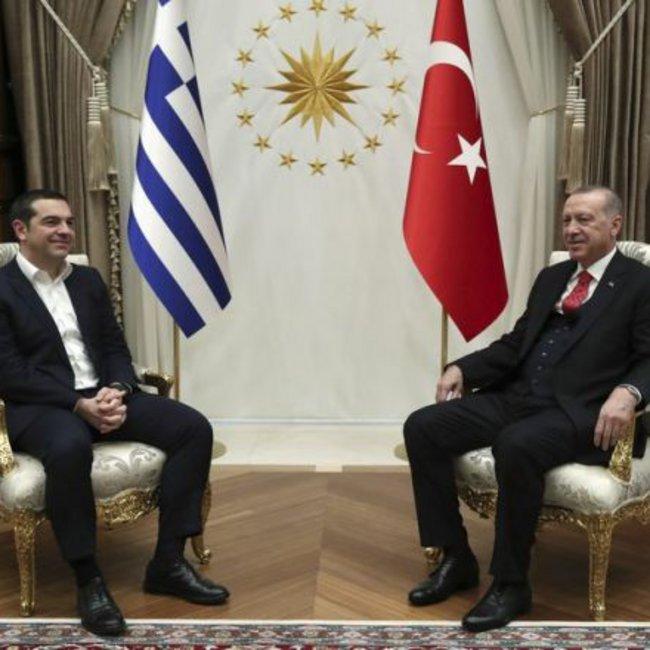 Ερντογάν: Είπα στον Τσίπρα ότι αν θέλετε να ανοίξει η Χάλκη κι εμείς θέλουμε τζαμί με μιναρέ στην Πλάκα