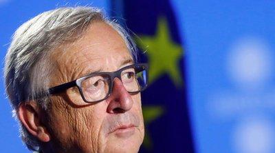 Ο Ζαν-Κλοντ Γιούνκερ υπερασπίζεται την ΕΚΤ, στην οποία επιτέθηκε ο Ντόναλντ Τραμπ