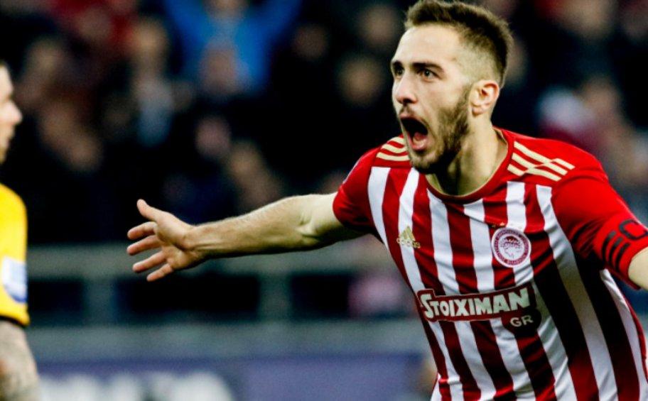 Η UEFA αποθέωσε Φορτούνη για την απόδοσή του με την ΑΕΚ